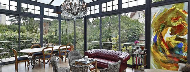 les plus belles verandas best la vranda victorienne with les plus belles verandas vranda avec. Black Bedroom Furniture Sets. Home Design Ideas